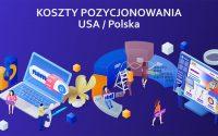 koszty usług seo w polsce a w usa