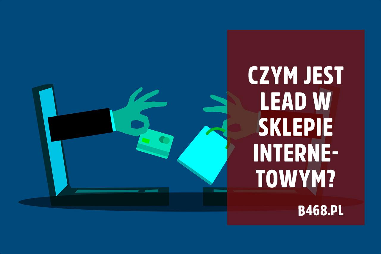 lead w sklepie internetowym